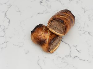 jc walker traditional butchers kentish town london nw5 homemade sausage rolls cooked